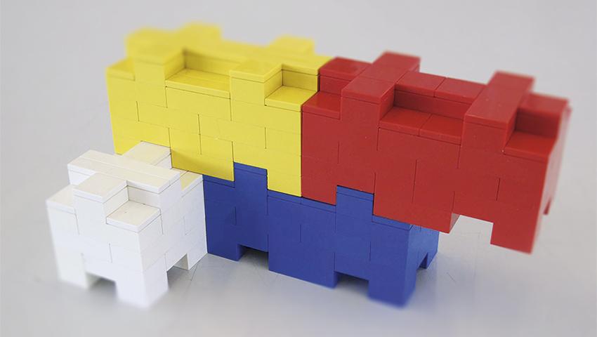 Une-lego